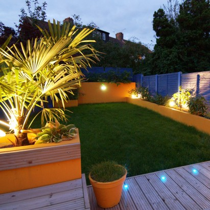 Garden and Outdoor Lighting Chelsea SW3
